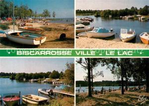 AK / Ansichtskarte Biscarrosse_Landes Lac Biscarrosse_Landes