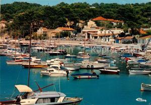 AK / Ansichtskarte Saint Cyr sur Mer La Madrague Port Saint Cyr sur Mer
