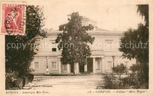 AK / Ansichtskarte Corfou Palais Mon Repos Corfou