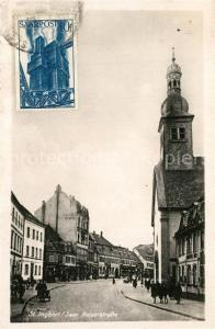 AK / Ansichtskarte St_Ingbert Kaiserstrasse St_Ingbert