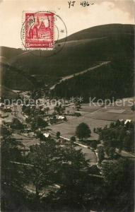 AK / Ansichtskarte Bad_Warmbrunn Panorama Bad_Warmbrunn