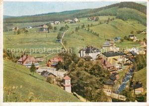AK / Ansichtskarte Petzer_Tschechien im Riesengebirge Sudetengau Petzer Tschechien