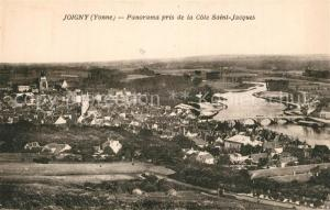 AK / Ansichtskarte Joigny_Yonne Panorama Cote Saint Jacques Joigny Yonne