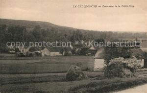 AK / Ansichtskarte La_Celle Saint Cyr Panorama Petite Celle La_Celle Saint Cyr