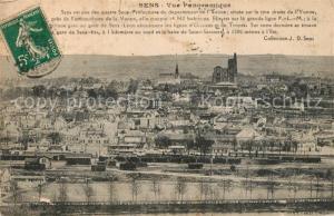 AK / Ansichtskarte Sens_Yonne Panorama Sens_Yonne
