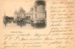 AK / Ansichtskarte Tanlay Chateau Schloss Tanlay