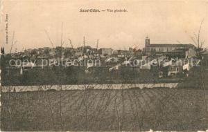 AK / Ansichtskarte Saint Gilles_Gard Vue generale Saint Gilles_Gard