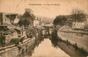 AK / Ansichtskarte Plombieres les Bains_Vosges Le Bief du Moulin Plombieres les Bains
