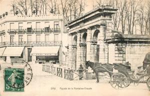 AK / Ansichtskarte Dax_Landes Facade de la Fontaine Chaude Dax_Landes