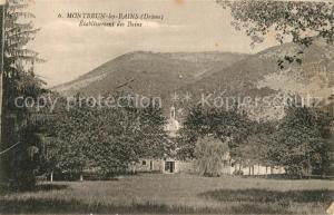 AK / Ansichtskarte Montbrun les Bains Etablissement des Bains Montbrun les Bains