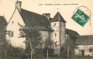 AK / Ansichtskarte Huriel Ancien Prieure Huriel