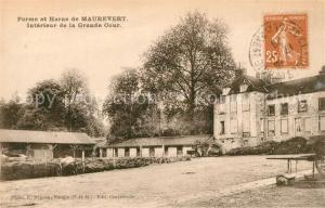 AK / Ansichtskarte Chaumes en Brie Ferme et Haras de Maurevert Chaumes en Brie
