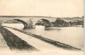 AK / Ansichtskarte Yonne_Region Pont d Yonne