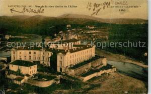 AK / Ansichtskarte Chilhac Vue de la rive droite de l Allier Chilhac