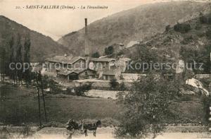 AK / Ansichtskarte Saint Vallier_Drome la Ferandisere Saint Vallier Drome