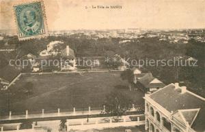 AK / Ansichtskarte Hanoi Panorama Hanoi