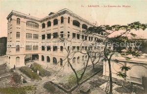 AK / Ansichtskarte Saigon La Caserne des Marins saigon