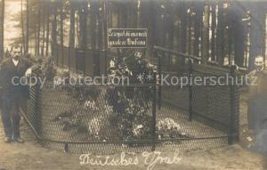 AK / Ansichtskarte Hoogstraeten Soldatengrab Hoogstraeten