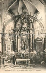 AK / Ansichtskarte Liesse Notre Dame La Sanctuaire Liesse Notre Dame