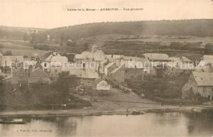 AK / Ansichtskarte Aubrives Vallee de la Meuse Vue generale Aubrives