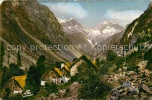 AK / Ansichtskarte Le_Bourg_La_Chapelle_en_Valgaudemar Village Vallee du Valgaudemar Alpes