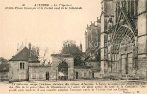 AK / Ansichtskarte Auxerre La Prefecture Auxerre