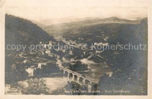 AK / Ansichtskarte Vals les Bains Vue generale Vals les Bains