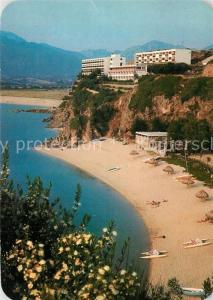 AK / Ansichtskarte Propriano Strand Hotels Kueste Propriano