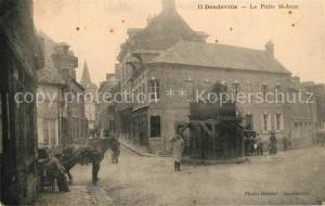 AK / Ansichtskarte Doudeville Le Puits Saint Jean Doudeville