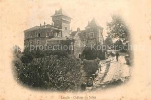 AK / Ansichtskarte Lasalle Chateau du Solier Lasalle