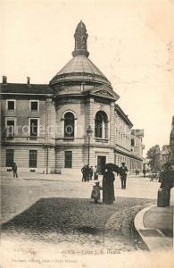 AK / Ansichtskarte Alais Lycee J. B. Dumas Alais