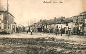 AK / Ansichtskarte Brieulles sur Bar Vue d ensemble du village Place Brieulles sur Bar