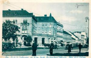AK / Ansichtskarte Bruenn_Brno Museum Cafe Bruenn_Brno