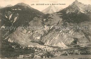 AK / Ansichtskarte Modane Vue de a Route de Charmoix Modane
