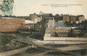 AK / Ansichtskarte Sedan_Ardennes Chateau  Sedan Ardennes
