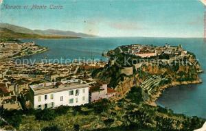 AK / Ansichtskarte Monaco et Monte Carlo Monaco