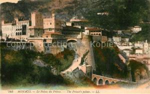 AK / Ansichtskarte Monaco Le Palais du Prince Monaco