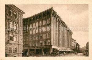 AK / Ansichtskarte Troppau_Sudetengau Warenhaus Breda & Weinstein Troppau Sudetengau