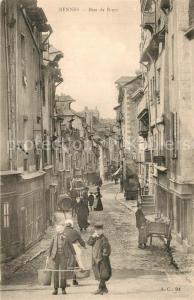AK / Ansichtskarte Rennes_Ille et Vilaine Rue de Brest