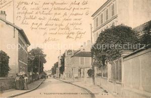 AK / Ansichtskarte Villeneuve Saint Georges Avenue Valenton Villeneuve Saint Georges