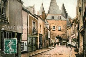 AK / Ansichtskarte La_Ferte Bernard Rue d Huisne La_Ferte Bernard