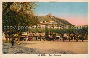 AK / Ansichtskarte Le_Teil Les Sablons Le_Teil