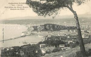 AK / Ansichtskarte Nice_Alpes_Maritimes Panorama Nice_Alpes_Maritimes