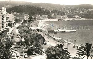 AK / Ansichtskarte Nice_Alpes_Maritimes Promenade des Anglais Nice_Alpes_Maritimes