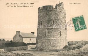 AK / Ansichtskarte Saint Jacut de la Mer Tour des Ebihens Saint Jacut de la Mer