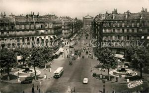 AK / Ansichtskarte Paris Avenue de l Opera Paris