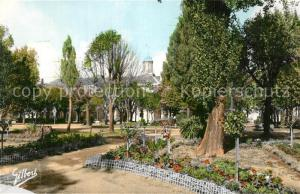 AK / Ansichtskarte Rochefort_sur_Mer Jardins de l Hopital Militaire Rochefort_sur_Mer