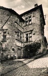 AK / Ansichtskarte Cordes sur Ciel Maison Gorsse Renaissance Cordes sur Ciel