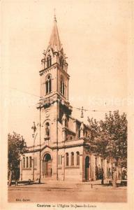 AK / Ansichtskarte Castres_Tarn Eglise Saint Jean Saint Louis Kirche Castres_Tarn