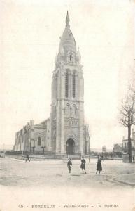 AK / Ansichtskarte Bordeaux Eglise Sainte Marie La Bastide Bordeaux